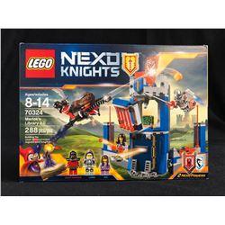Lego Nexo Knights 70324 Merloks Library 2.0