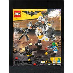 70920 LEGO DC The Batman Movie - Egghead Mech Food Fight