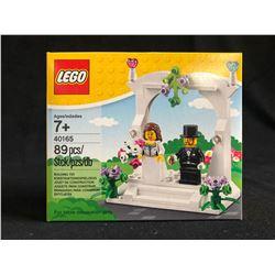 LEGO MiniFigure Wedding Set Bride & Groom Table Decoration
