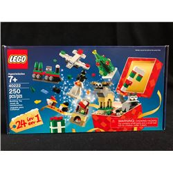 LEGO 40222 Christmas Build-up 24-in-1