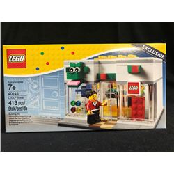 LEGO 40145 Exclusive Grand Opening Brand Retail Store