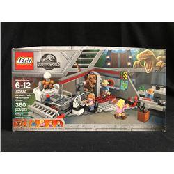 LEGO Jurassic World - Jurassic Park Velociraptor Chase 75932