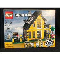 LEGO City Creator 4996 Beach House
