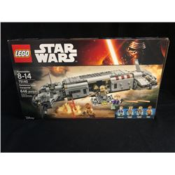 LEGO 75140 Star Wars Resistance Troop Transporter (Complete W/ NO Minifigures)