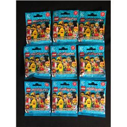 LEGO SERIES 17 MINIFIGURES LOT (1 MINIFIGURE PER PACKAGE)