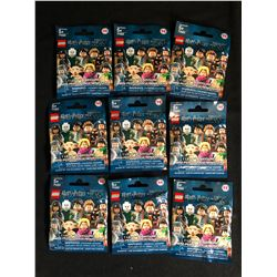 LEGO HARRY POTTER FANTASTIC BEAST MINIFIGURES LOT (1 MINIFIGURE PER PACKAGE)