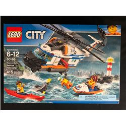 LEGO 60166 City Heavy-Duty Rescue Helicopter