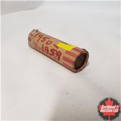 Canada One Cent Roll 1950-1959
