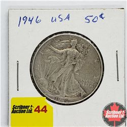 US Fifty Cent 1946
