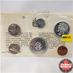 CHOICE OF 3 Canada Year Proof Sets : 1964 (No Envelope)