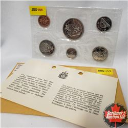 CHOICE OF 7 Canada Year Proof Sets : 1970