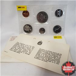 CHOICE OF 7 Canada Year Proof Sets : 1971