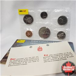 CHOICE OF 7 Canada Year Proof Sets : 1977