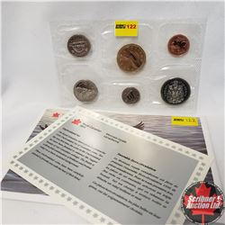 CHOICE OF 5 Canada Year Proof Sets : 1996