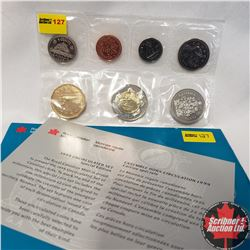 CHOICE OF 4 Canada Year Uncirculated Sets : 1999