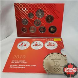 RCM 2010 Special Edition Uncirculated Set (Limited Edition #17331)
