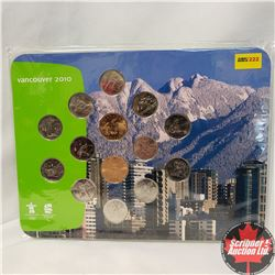 Vancouver 2010 Olympic & Paralympic Winter Games Coin Collection
