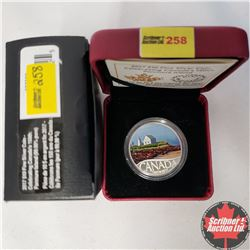 CHOICER OF 14: RCM 2017 $10 Fine Silver Coin - Celebrating Canada's 150th Panmure Island (99.99% Pur