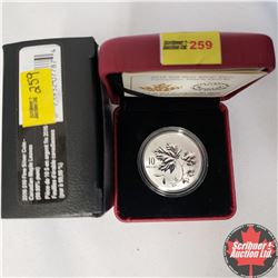CHOICER OF 14: RCM 2016 $10 Fine Silver Coin - Canadian Maple Leaves (99.99% Pure)