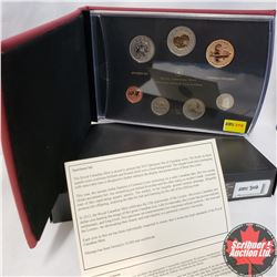 CHOICE OF 12: RCM 2012 Specimen Set - 25th Anniversary of the Loonie (1987-2012)