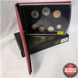 CHOICE OF 12: RCM 2011 Specimen Set of Canadian Coinage
