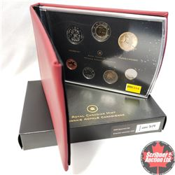 CHOICE OF 12: RCM 2009 Specimen Set of Canadian Coinage