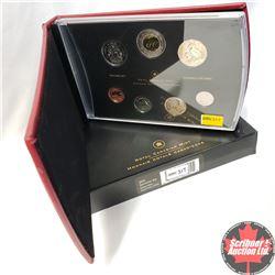 CHOICE OF 12: RCM 2005 Specimen Set of Canadian Coinage