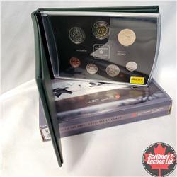 CHOICE OF 12: RCM 2004 Specimen Set of Canadian Coinage