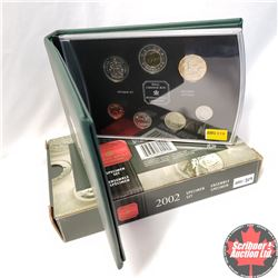 CHOICE OF 12: RCM 2002 Specimen Set of Canadian Coinage