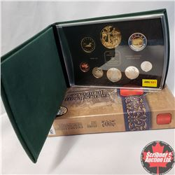 """CHOICE OF 12: RCM 2002 Proof Set """"Golden Jubilee"""""""