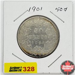 Canada Fifty Cent 1901