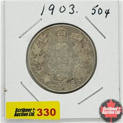 Canada Fifty Cent 1903