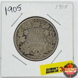 Canada Fifty Cent 1905