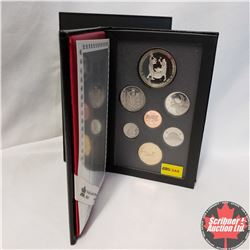 CHOICE OF 3: RCM 1988 Proof Set - Double Dollar