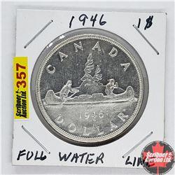 Canada One Dollar : 1946