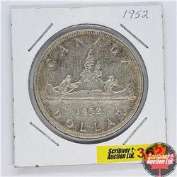 Canada One Dollar : 1952