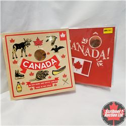 Canada Coin Sets : 2015 & 2016