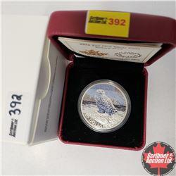 CHOICE OF 4: RCM 2015 $20 Fine Silver Coin - Snowy Owl (99.99% Pure)