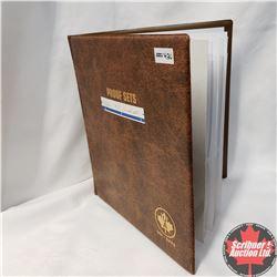 Proof Sets in Unisafe Binder: 1962; 1963; 1864-1964; 1965; 1966; 1968; 1969 & 1969 Card Set