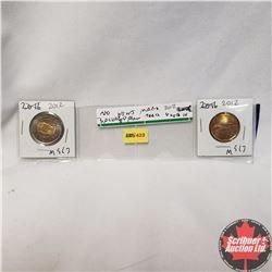 Canada 2012  : Toonie & Loonie