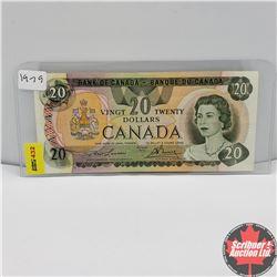 Canada $20 Bill 1979 Lawson/Bouey S/N#50518760426