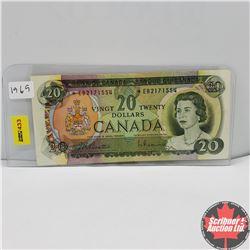 Canada $20 Bill 1969 Beattie/Rasminsky *EB2171554