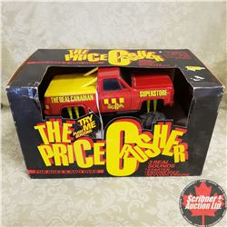 The Price Crusher Monster Truck Toy
