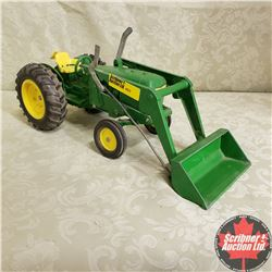 John Deere with FEL (Scale: 1/16)