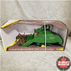 "John Deere 1940 12 A Combine ""Collector's Edition: 50th Anniversary"" (Scale: 1/16)"