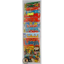 9 VINTAGE COLLECTOR ARCHIE COMICS