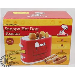 SMART PLANET PEANUTS SNOOPY HOT DOG