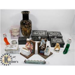 LOT OF MISCELLANEOUS  COLLECTIBLES: