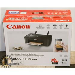 CANON PIXMA  TS3129 PRINTER.