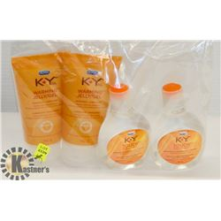 BAG OF KY PERSONAL LUBRICANT